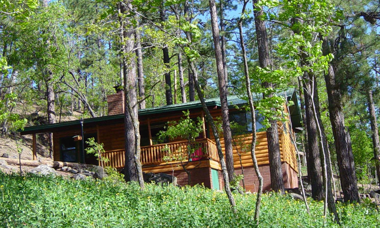 cabin rent low rentals vacation att photo az superb cabins arizona rental of pinetop show x for