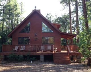 Show Low and Pinetop, Arizona Cabin Rentals