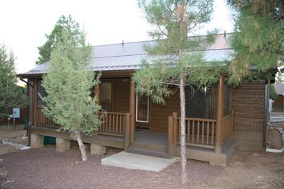 Show Low Arizona Cabin Rentals - Bugling Elk Cabin