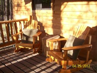 lakeside cabin pin com rental vrbo from vacation rentals in pinetop cabins