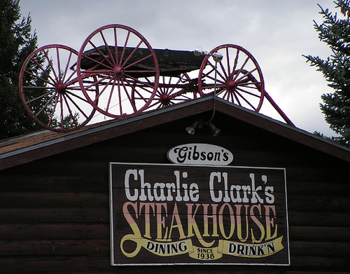 Charlie Clarks - Pinetop, Arizona