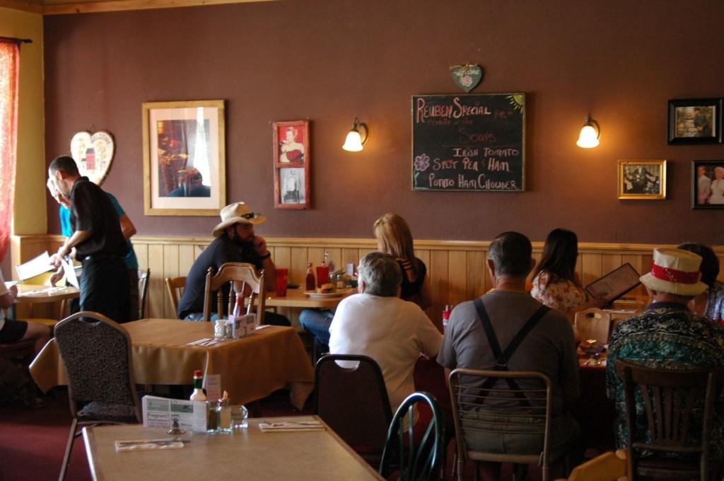 Sweetheart Cafe Show Low Arizona