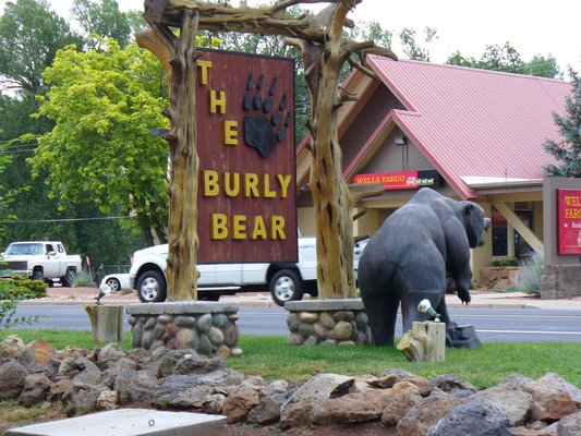 The Burly Bear - Pinetop, Arizona